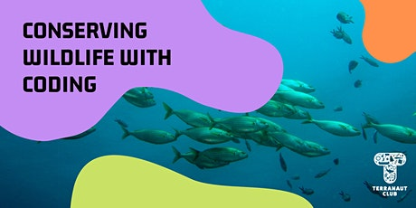 Conserving Wildlife with Coding: Afternoon Session tickets
