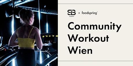 Community Workout Wien Tickets