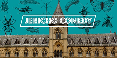 Jericho Comedy Night at the Museum: Creepy Crawlies - Streaming Tickets tickets