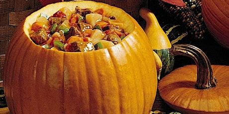 REfUSE Restaurant Night: Halloween Feast tickets