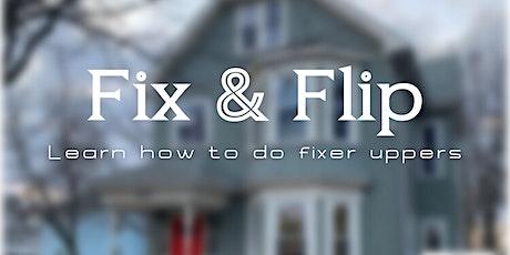 Fix & Flip: A Real Estate Pop-Up tickets
