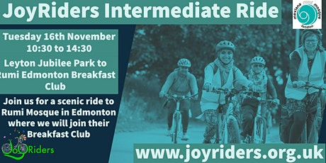Intermediate Bike Ride from Jubilee Park to Enfield Rumiؒ  Mosque tickets