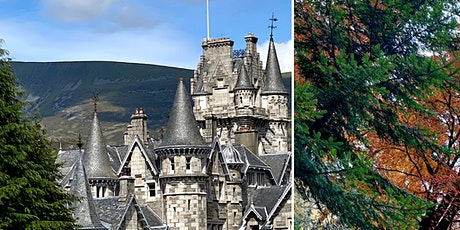 Drawing in the Landscape - Ardverikie Castle (Exterior & Gardens) tickets