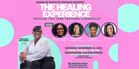 The Healing Experience Workshop tickets