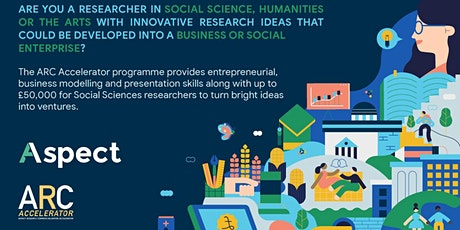 ARC Accelerator: Introduction: College of Social Sciences tickets