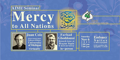 Mercy to All Nations  - AIME Seminar tickets