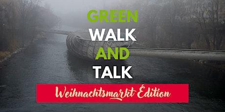 green walk and talk - Weihnachtedition Tickets