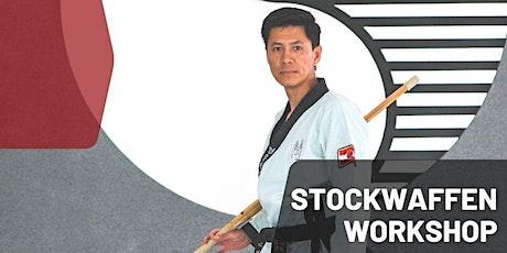 Stockwaffen-Workshop mit Meister Nhan tickets