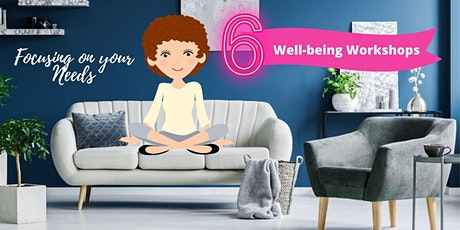 Well-being Workshop (2 of 6) tickets
