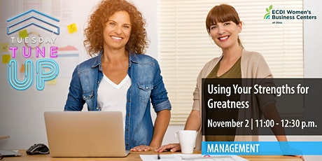 Using Your Strengths for Greatness tickets