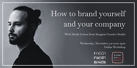 How to Brand Yourself and Your Company tickets