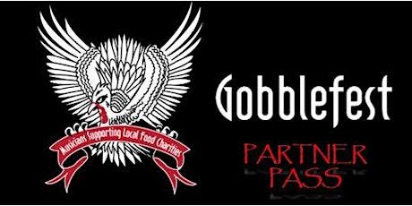 Gobblefest Bainbridge 2021 - PARTNER PASS tickets