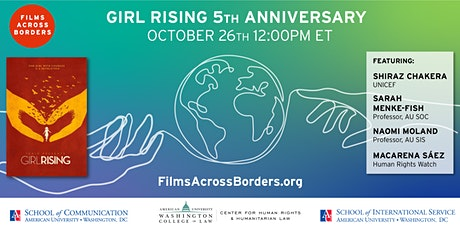 "Films Across Borders: ""Girl Rising"" tickets"