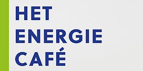 Het Energiecafé - Live Podcast over circulaire energie tickets