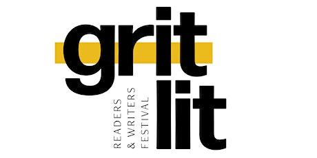 gritLIT Festival Book Club tickets
