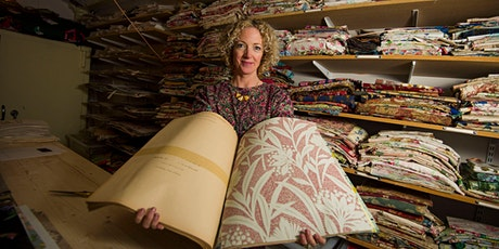 Print Pattern Archive: Exclusive access and talk with owner, Cheryl O'Meara tickets