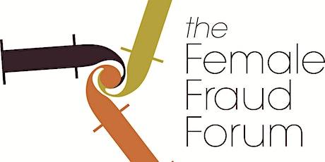 Female Fraud Forum: November 2021 breakfast networking tickets