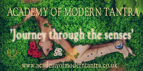 'The Fire Within'  Journey through the senses - Academy of Tantra tickets