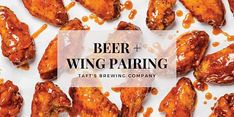 Beer and Wing Pairing tickets