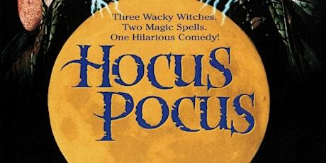 Hocus Pocus - Outdoor Movie Screening tickets