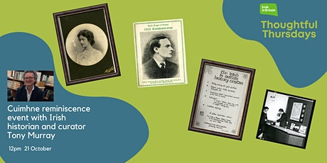 Origins, Development and Future of the Archive of the Irish in Britain tickets