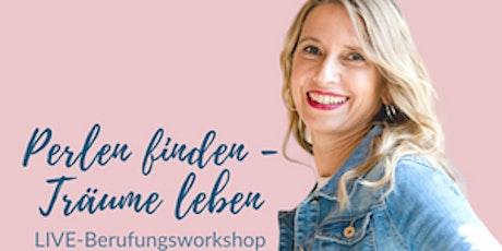 ONLINE-Tagesworkshop  -  Finde Deine Berufung! Tickets