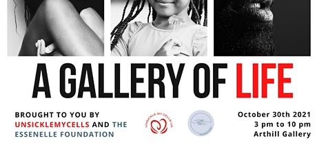 Gallery Of Life: Art Exhibition tickets