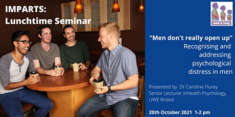 IMPARTS Lunchtime Seminar tickets