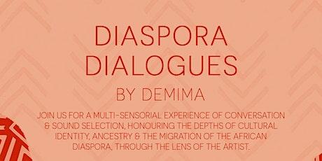Diaspora Dialogues - SHINGAI - 22/10/21 tickets