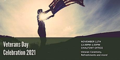 Veterans Day Celebration 2021 tickets
