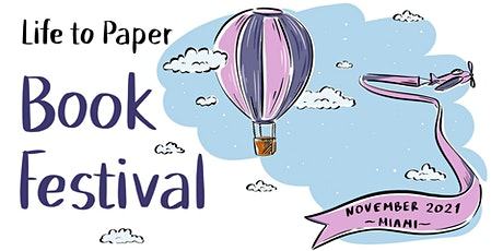 Life to Paper Book Festival - Free Entry with Festival Pass tickets