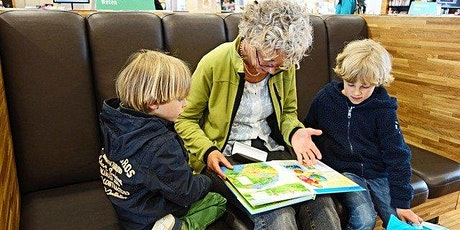 Mitcham Library -Reading Out Loud Tuesdays tickets
