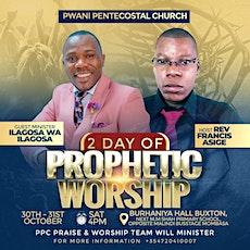 PROPHETIC WORSHIP tickets