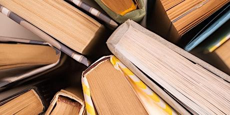 Repurposing Old Books - Book Folding Workshop tickets