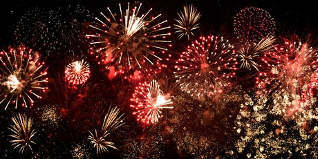 Fireworks from Guildfordians RFC Clubhouse tickets