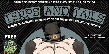 Terps & Tails - An Apothecary Hash Celebration Supporting OPCS tickets