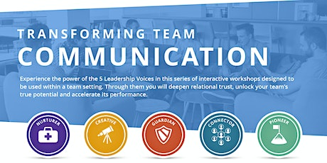 Discover Your Leadership Voice (5 Voices) Master Class tickets