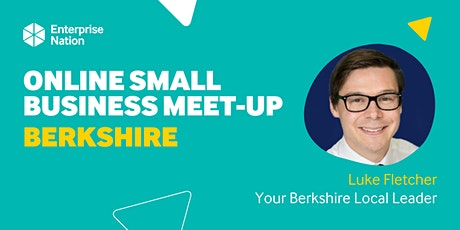 Online small business meet-up: Berkshire tickets
