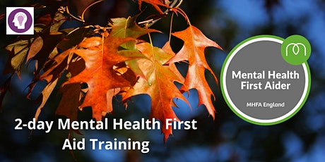 Adult 2-day Mental Health First Aid Workshop tickets