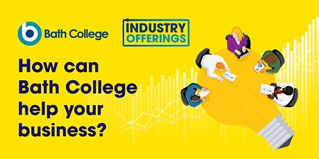 Bath College - Industry Offerings tickets