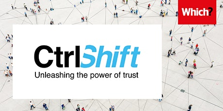 The Future of Health and Wellbeing Data by Which? and Ctrl-Shift tickets