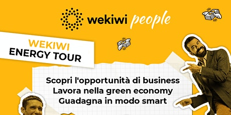Wekiwi Energy Tour - Alassio/Savona biglietti