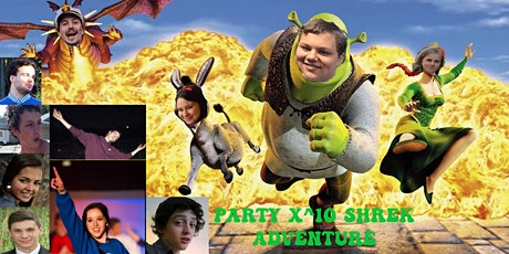 Party X^10 Shrek billets
