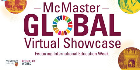 Making a Global Impact: Opportunities through the SDSN Canada @McMasterU tickets