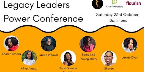Legacy Leaders Power Conference entradas