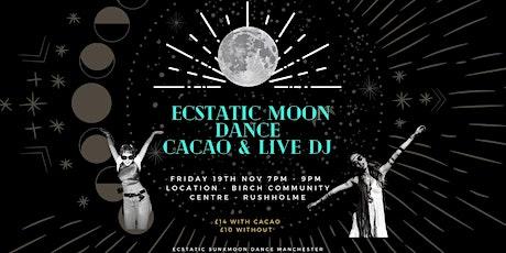 Ecstatic Dance Moon Dance Manchester tickets