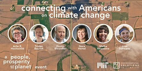 Connecting with Americans on Climate Change tickets