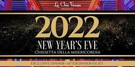 New Year's Eve Party - Misericordia biglietti