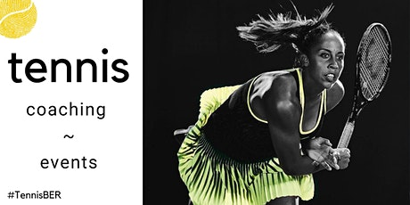 Tennis Coaching : Saturday Morning : Indoor tickets