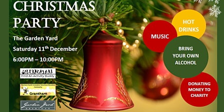 Christmas Party at The Garden Yard tickets